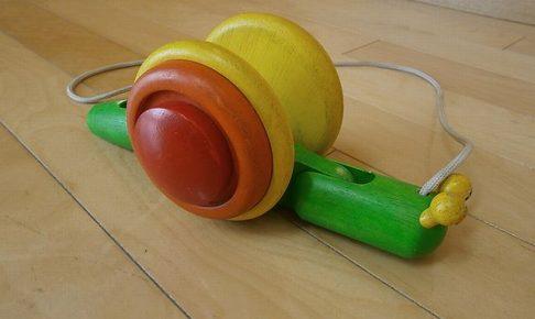 pulltoy snaile