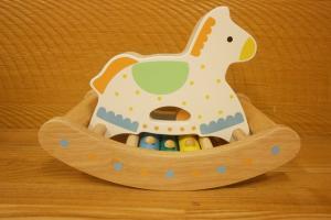 カランコロン木馬の画像